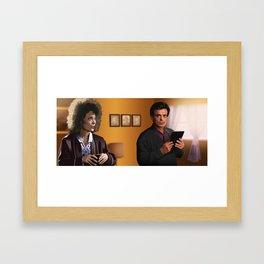 Interior Palmer Framed Art Print