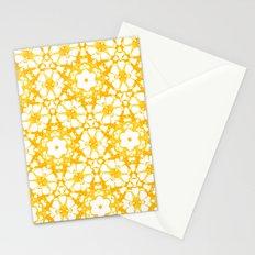 batik floral Stationery Cards