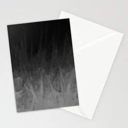 Everything Fades to Black Stationery Cards