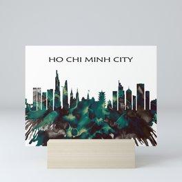 Ho Chi Minh City Skyline Mini Art Print
