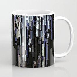 Ice Pixels Coffee Mug