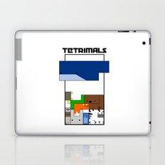 Tetrimals Laptop & iPad Skin