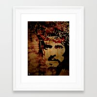 christ Framed Art Prints featuring Jesus Christ by Ed Pires