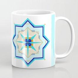 Moroccan Medallion Coffee Mug