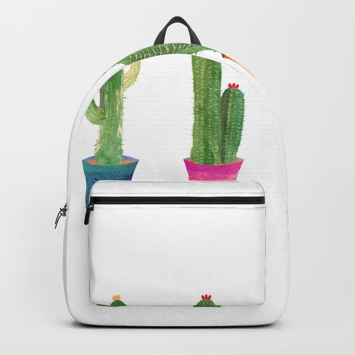 Cactus to Pineapple Backpack
