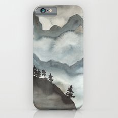 Misty Mountains iPhone 6 Slim Case