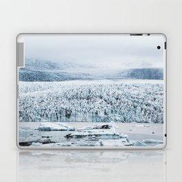 Fjallsarlon Iceberg Lagoon Laptop & iPad Skin