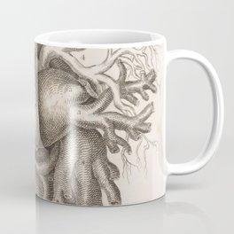 The Back Of The Heart Coffee Mug
