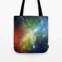 Planetary Nebula - Wonderful Galaxy Space Tote Bag