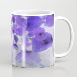 Flower | Flowers | Purple Water Plant Coffee Mug