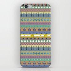 Berlin pattern iPhone & iPod Skin
