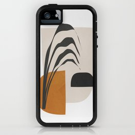 Abstract Shapes 3 iPhone Case