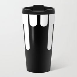 MMblack Metal Travel Mug