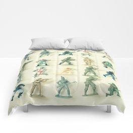 Broken Army Comforters