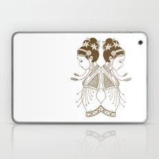 Reflected Dancers Laptop & iPad Skin