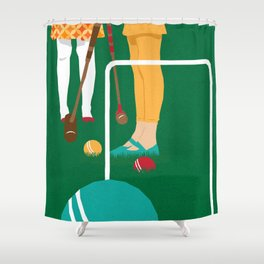 80s TEEN MOVIES :: HEATHERS Shower Curtain