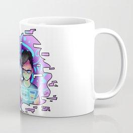 Marvin and Googleplier Coffee Mug
