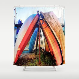 To Sea Shower Curtain