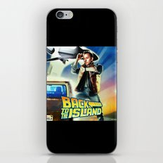 Back to the Island (part duex) iPhone & iPod Skin