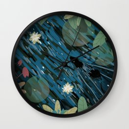 Jungle #3 Wall Clock