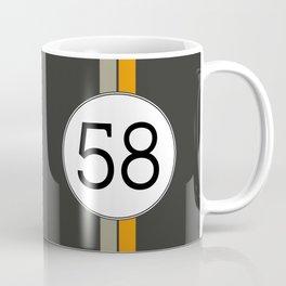 Rally 58 Coffee Mug