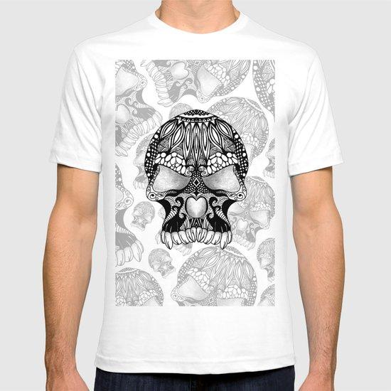 Sugar Skull.  T-shirt