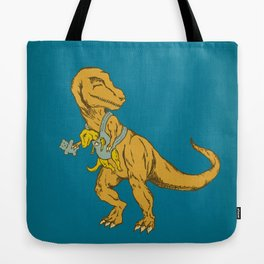 Dinosaur Jr. Tote Bag