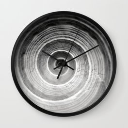 coquillage 6 Wall Clock