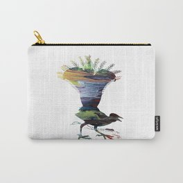 Lyrebird Carry-All Pouch