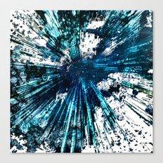 Universum Greed mod Canvas Print