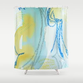 No. 62 Shower Curtain