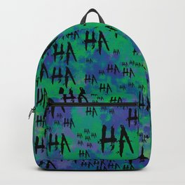 Joke: HA HA HA Backpack