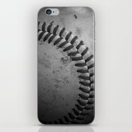 Baseball iPhone Skin