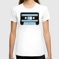 tape T-shirts featuring Love Tape by Project M