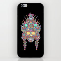 Eternal Life and her family in the mirror of creation iPhone & iPod Skin