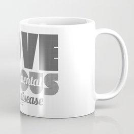 Love - By Plato Coffee Mug
