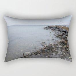 silent spot Rectangular Pillow
