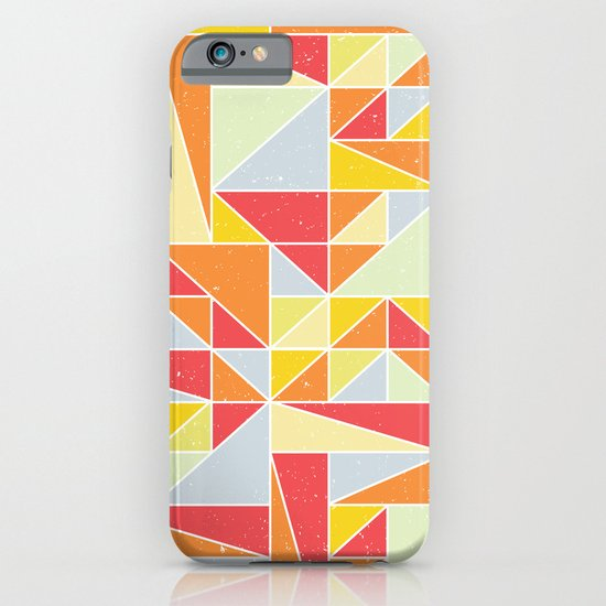 Shapes 008 iPhone & iPod Case