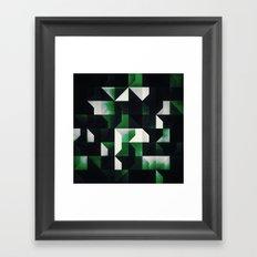 gryynysh Framed Art Print