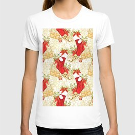 Christmas stockings T-shirt
