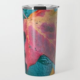 WithrowLeaves Travel Mug