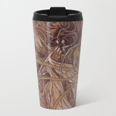 These waves look a little rough Travel Mug