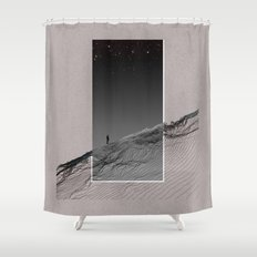 Not coming home Shower Curtain