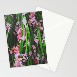 Wet Petals Stationery Cards