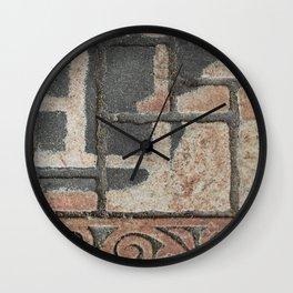Doormat Wall Clock