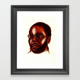 -1- Framed Art Print