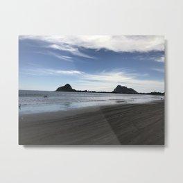 Stone Island Mexico Metal Print