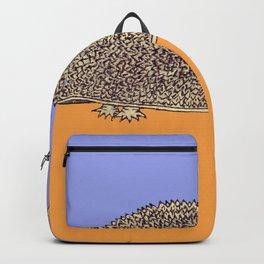 COLOR TartUnicoRiccio: Unicorno Riccio Tartaruga Backpack