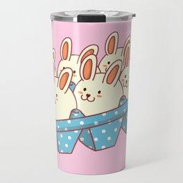 Easter Eggs Travel Mug