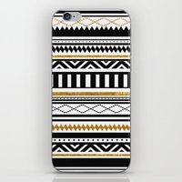 aztec iPhone & iPod Skins featuring Aztec by Kakel